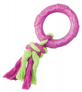 Lil Spots Rubber Ring rope